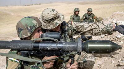 Bundeswehreinsatz im Irak: Bundeskabinett gibt grünes Licht für neues Anti-IS-Mandat