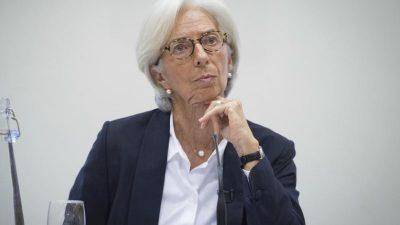 Führt die EZB-Niedrigzinspolitik zu Eigentumseingriffen und Rechtsbrüchen?