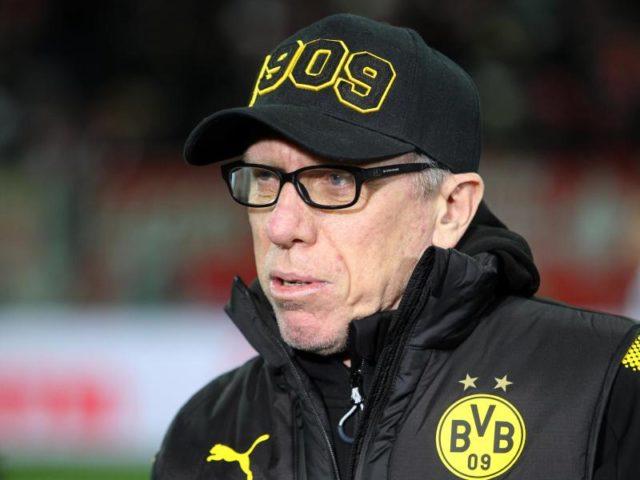 Übernahm nur wenige Tage nach dem Aus beim 1. FC Köln das Traineramt von Peter Bosz bei Borussia Dortmund. Foto: Thomas Frey/dpa