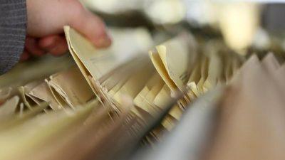 Blick in Stasi-Akten: Knapp 43.000 Mal Einsicht beantragt