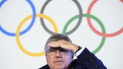 Bach: Kein Pseudo-Ausschluss Russlands von Olympia