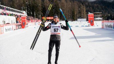 Tour de Ski: Cologna holt zweite Etappe