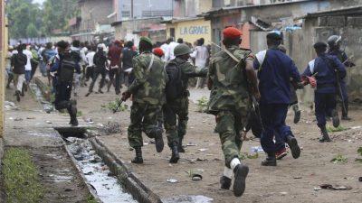 Kongo: Hauptverdächtiger nach Mord an zwei UN-Experten festgenommen