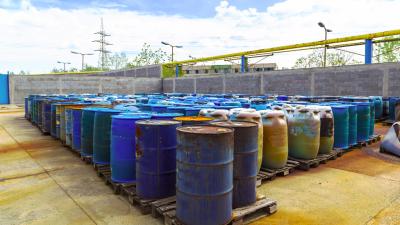 Vernichtung der libyschen Chemiewaffen abgeschlossen