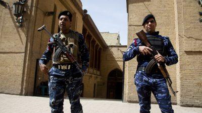 Mindestens fünf Tote bei Selbstmordanschlag in Bagdad