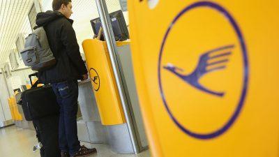 Lufthansa will mehr als 8.000 neue Mitarbeiter einstellen