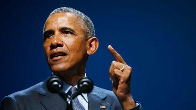 Obama will mit neuer Organisation US-Wahlrecht beeinflussen, damit Demokraten in Zukunft leichter gewinnen können