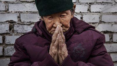 """Christen-Verfolgung in China """"nach Taliban-IS-Art"""": Behörden reißen Kirche ab – Gläubige inhaftiert"""