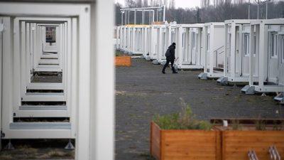 Verschenken als billigste Lösung: Köln sitzt auf 2,3 Millionen Euro teuren Asyl-Containern