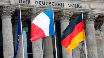 """Bundestag und Nationalversammlung feiern 55. Jahrestag des Elysée-Vertrags: """"Frankreich und Deutschland sind eine Familie"""""""