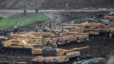 Türkische Verbündete in Syrien im Zwielicht: Setzt die Türkei im Krieg gegen die Kurden auf IS-Kämpfer?