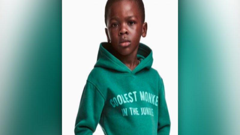 Wirbel Um Hm Pulli Mutter Des Schwarzen Jungen Hält Rassismus