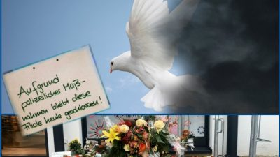 Kandel nimmt Abschied von Mia (15): Die weiße Taube und der dunkle Schatten – Rührende Worte beim Trauergottesdienst