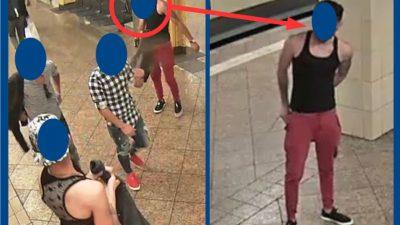 Berlin-Neukölln: Verdächtige nach wenigen Tagen gefasst – Frau im U-Bahnhof begrapscht, Ehemann zusammengeschlagen