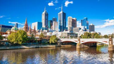 Melbourne – Wiederholt als lebenswerteste Stadt der Welt ausgezeichnet!