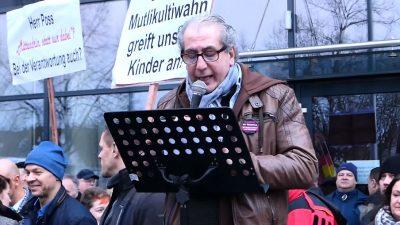 """Imad Karim beim Trauermarsch in Kandel: """"Heimat eurer Vorväter"""" mit """"Grundgesetz als Kompass"""" schützen und verteidigen"""