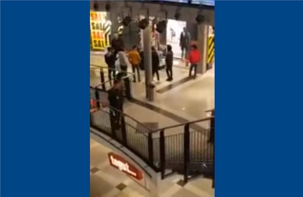 Jena: Jugendbande attackiert Polizisten in Goethe-Galerie + Video