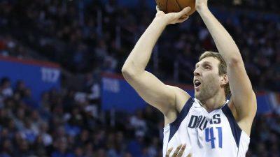 NBA: Nowitzki gewinnt mit Dallas gegen Oklahoma City