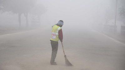 Dieb in China stiehlt 800 Meter Straße