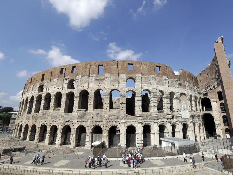 """Dank mildem Klima zur Weltmacht: Römisches Reich blühte erst mit """"Klimawandel"""" richtig auf"""