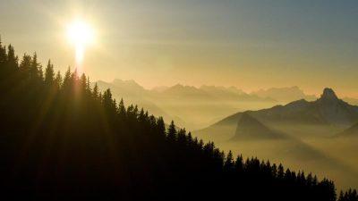 Gott spricht zu jedem nur … Von Rainer Maria Rilke
