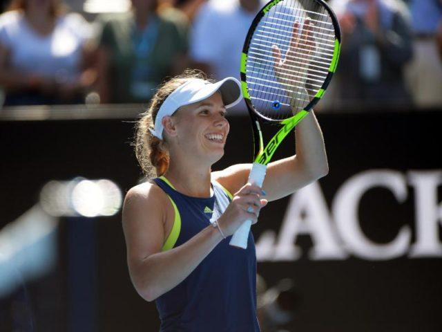 Caroline Wozniacki will wieder die Nummer eins der Welt werden. Foto: Tracey Nearmy/dpa