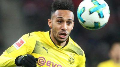 Aubameyang wechselt von Borussia Dortmund zum FC Arsenal