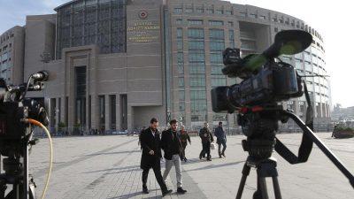Anschlag auf Deutsche in Istanbul: Drei Syrer zu lebenslanger Haft verurteilt