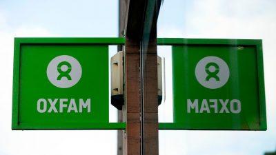 Oxfam entschuldigt sich offiziell bei Haiti für sexuelle Ausbeutung
