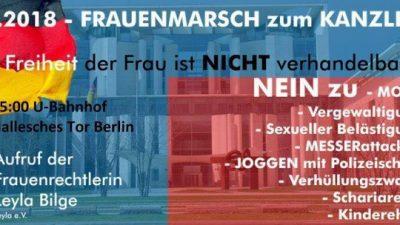 Menschenrechtsaktivistin Leyla Bilge ruft zu Demo in Berlin auf
