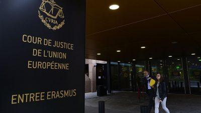 """EU-Gericht erschwert Abschiebung – Richter: """"Anzahl der Asylverfahren wird steigen – Endlosschleifen drohen"""""""