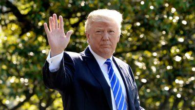 """Trump: 7 Billionen Dollar für Nahen Osten, aber kein Geld für marode Brücken – """"es ist verrückt"""""""