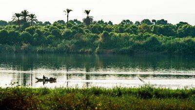 Wegen Äußerung über verschmutzten Nil: Sechs Monate Haft für ägyptische Sängerin