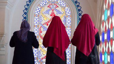 """Österreichische Integrationsministerin verteidigt """"Islam-Landkarte"""""""