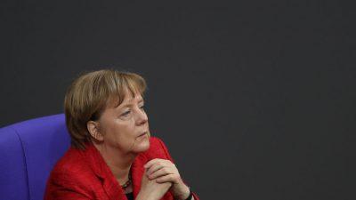 """Merkel gibt zu: """"In Deutschland gibt es No-Go-Gebiete"""""""