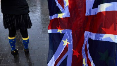 EU fordert von London höhere Geschwindigkeit bei den Brexit-Verhandlungen