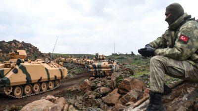 Auswärtiges Amt: Syrien-Waffenstillstand gilt auch für Türkei in Afrin