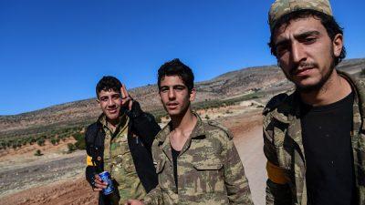 Nato-Partner fordern Kampfpause in Syrien – die Türkei jedoch wird keine Waffenruhe in Afrin umsetzen