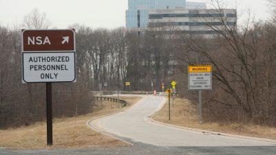 Schüsse vor NSA-Zentrale: Mehrere Menschen im Krankenhaus