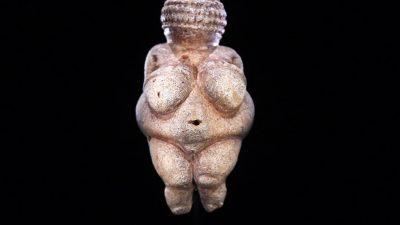 """Prähistorische """"Venus von Willendorf"""" von Facebook zensiert"""