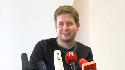 Juso-Chef Kühnert: SPD-Vorstand fehlt der Plan B zur GroKo
