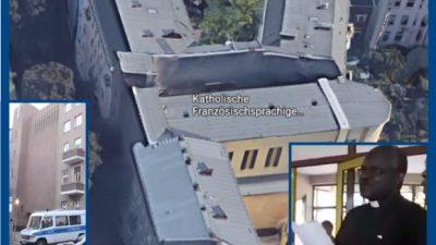 Berlin: Beliebter katholischer Priester (54) ermordet – Polizei verhaftet Verdächtigen (26) auf Dachboden versteckt
