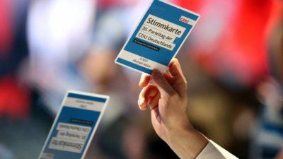 Vera Lengsfeld: Liebe CDU, wie fühlt man sich als machterhaltende Verfügungsmasse?