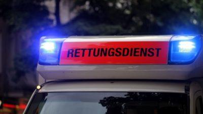 Hannover: Männer schlagen couragierten Helfer bewusstlos