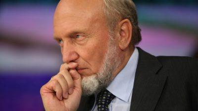Hans-Werner Sinn: EU finanziert sich über Zölle – und hat Interesse an hohen Zöllen