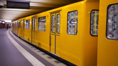 Berlin: U-Bahnhof-Schläger stellen sich nach Öffentlichkeitsfahndung der Polizei