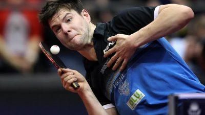 Ovtcharov möchte mehr TV-Präsenz für Tischtennis