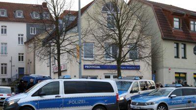 Waren: Anwältin erschossen – Verdächtiger verhaftet – Tatwaffe verschwunden