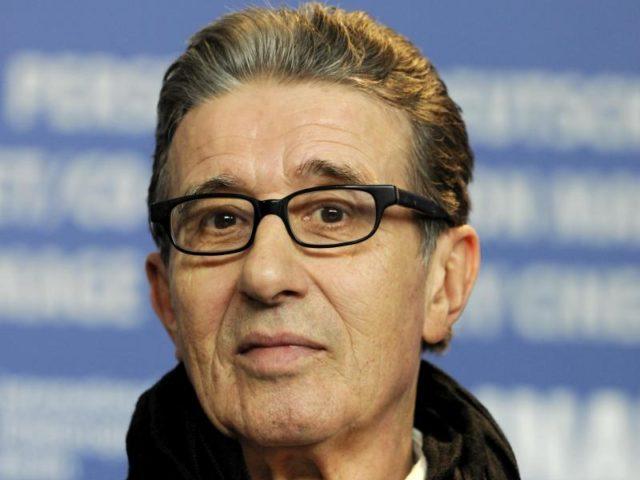 Schauspieler Rolf Zacher 2010 in Berlin. Foto: Tim Brakemeier/dpa