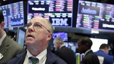 Einbruch des Dow Jones offenbarte, dass westliche Börsianer auf Chinas Propaganda hereinfallen